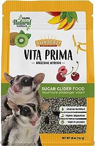 Sunseed Vita Prima Wholesome Nutrition Sugar Glider Food, 1.75 LBS