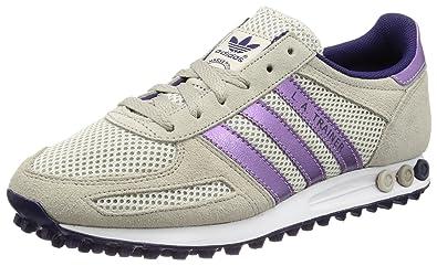 online shop exclusive deals reliable quality adidas La Trainer W, Women's Low Top: Amazon.co.uk: Shoes & Bags