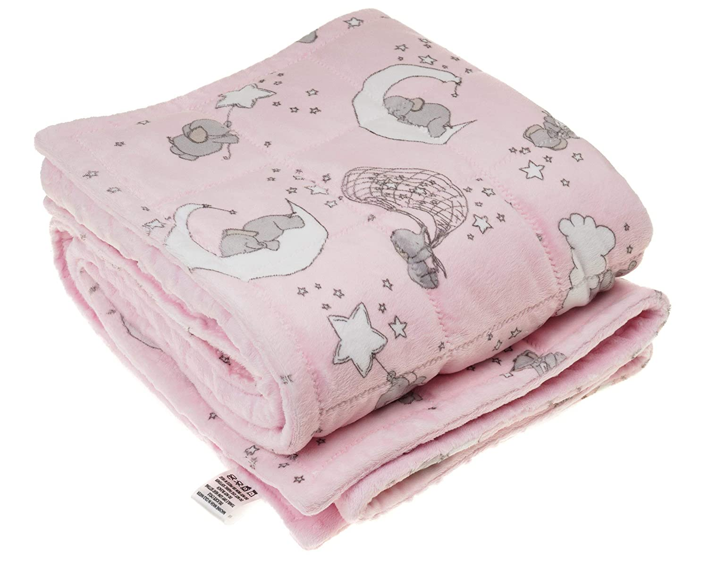 Minky weighted sensory blanket for kids M 36x48 S 32x40 small pocket size XS 24x36 4x4