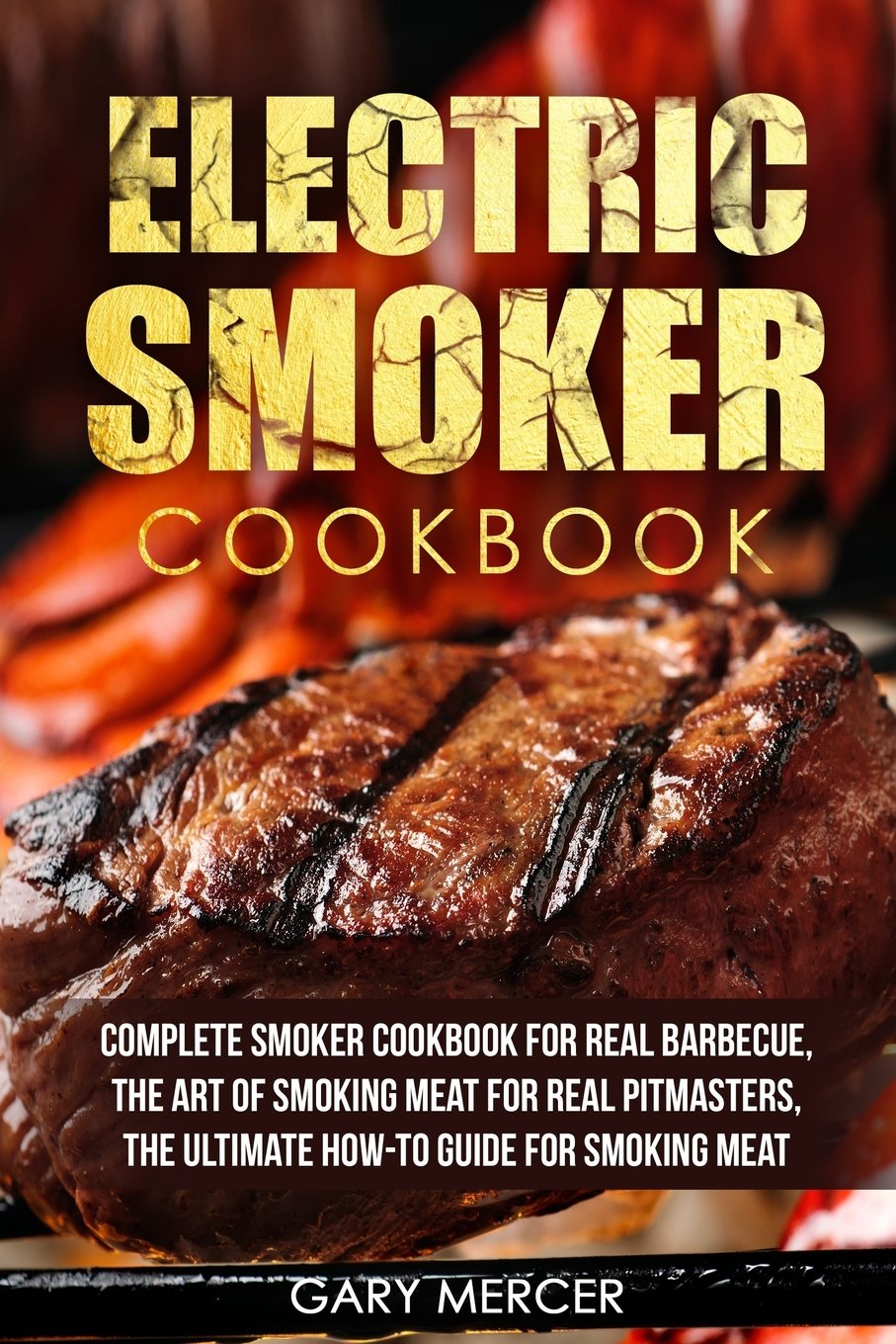 Electric Smoker Cookbook Pitmasters How product image