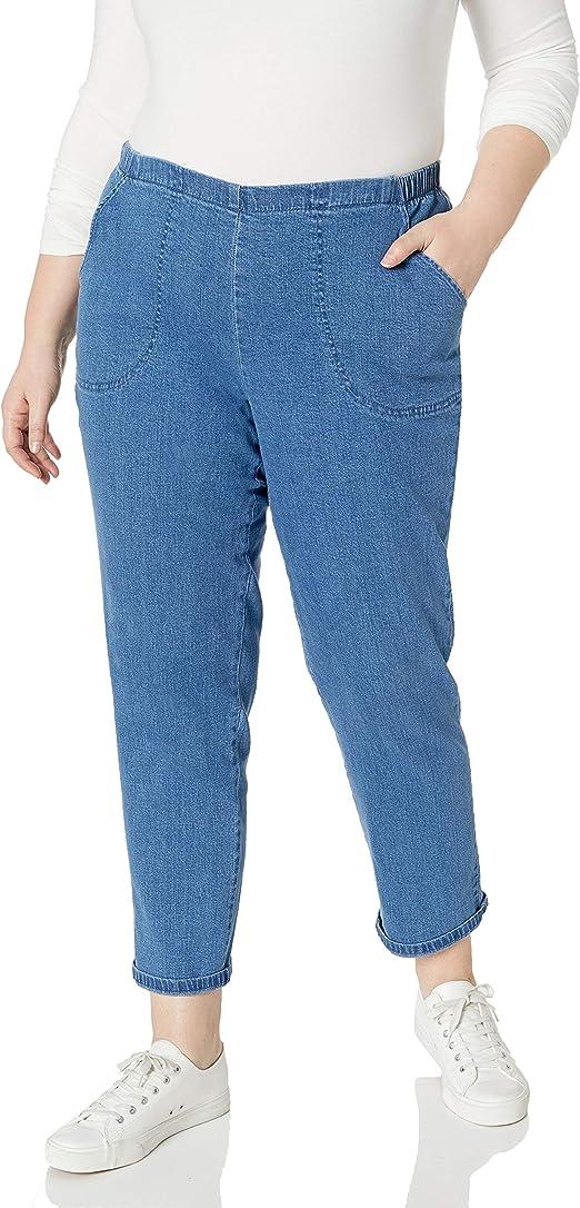 Just My Size Jeans Ela Sticos Para Mujer Talla Grande Light Stonewash 2x Chiquita Amazon Com Mx Ropa Zapatos Y Accesorios