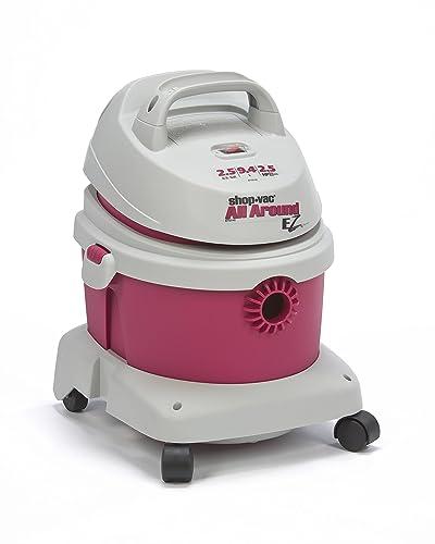 Shop-Vac 5895200 2.5-Peak Horsepower All-around EZ Series Wet/Dry Vacuum 2.5-Gallon