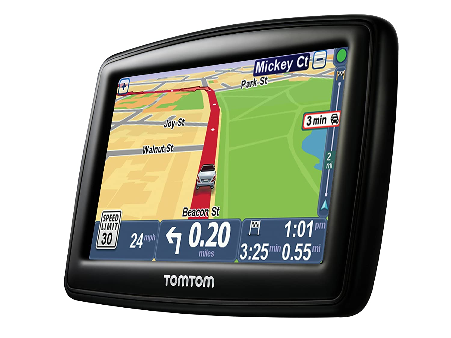 Two Map Zones At Same Time With Tomtom Start Western Europe Usa Map For Tomtom
