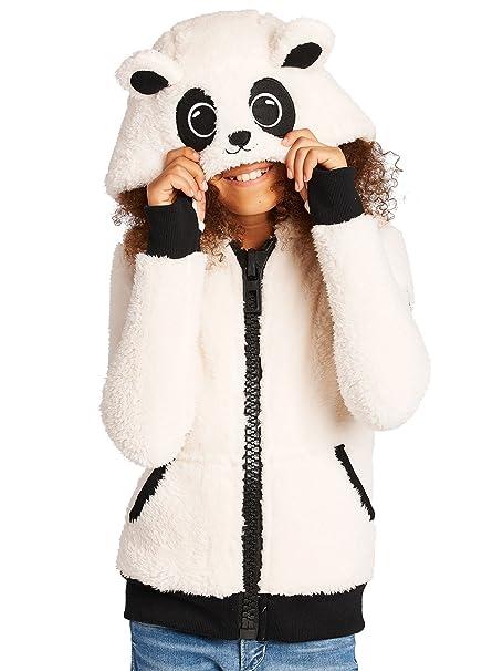 BeGummy – Chaqueta con capucha, diseño de oso – Peluche ...