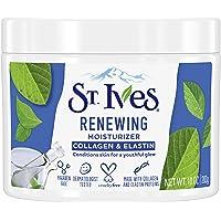 (300ml) - St. Ives Facial Moisturiser for Dry Skin, Collagen Elastin, 300ml