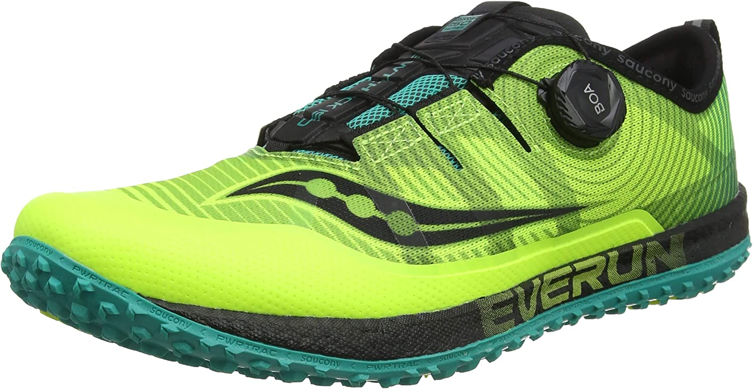 Saucony Men's Switchback Iso Trail