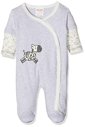 3f23bfba6ce28 Schnizler Schlafoverall Zebra Pyjama Bébé Fille  Schnizler  Amazon.fr  Vêtements  et accessoires