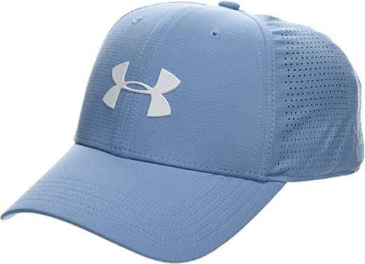 Under Armour Mens Driver Cap 3.0 Gorra, Hombre, Azul (Boho Blue ...