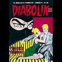 DIABOLIK (68): Tragico inganno (Italian Edition)