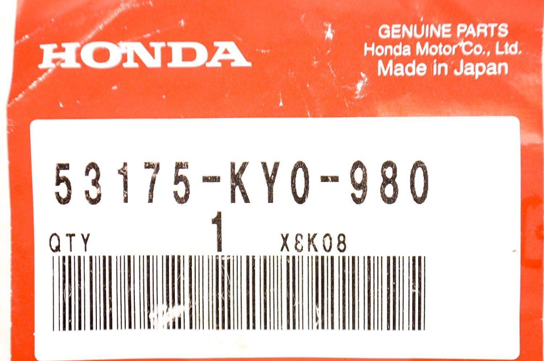 Honda 53175-KY0-980 Lever R Handlebar