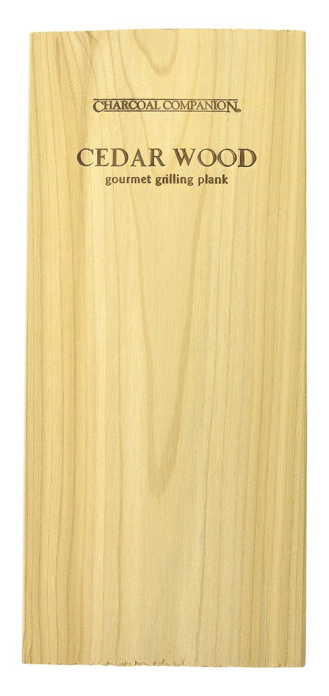 CHARCOAL COMPANION Tavola singola di legno di cedro per griglia CC6044