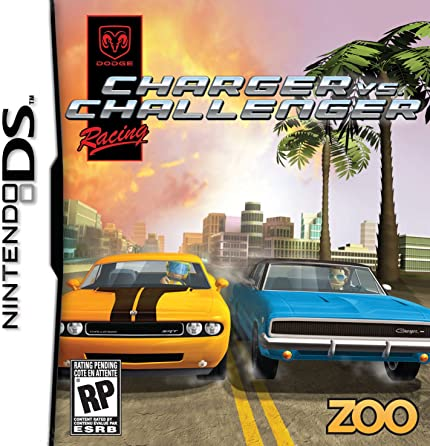 Amazon.com: Dodge Racing Charger vs. Challenger - Nintendo DS: Video