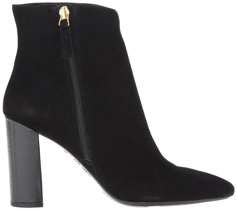 Nine West Women's Argyle US|Black Ankle Boot B06X91QPB9 10.5 B(M) US|Black Argyle Suede 015e28
