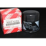 Toyota Genuine Parts 90915-YZZF2 Oil Filter 1 Case (QTY 10)