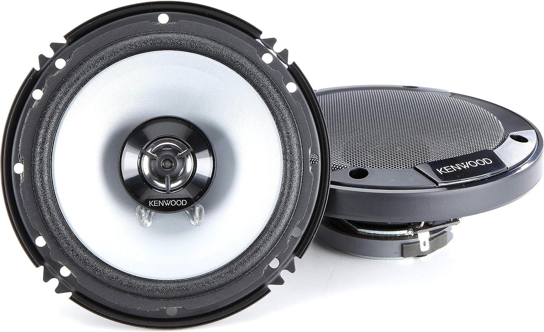 Kenwood Kfc1666s Auto Lautsprecher 16 5 Cm 2 Wege Auto Lautsprecher Audio Hifi