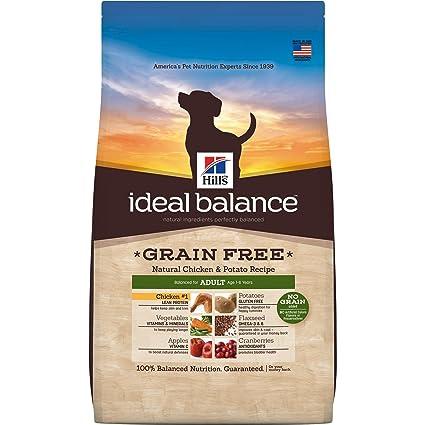 Ideal Balance Dog Food >> Amazon Com Hill S Ideal Balance Adult Grain Free Dog Food Natural