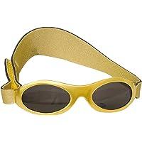 Baby Banz Kidz Banz %100 Uv Güneş Gözlüğü, Altın, 2-5 Yaş