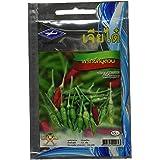 Thai Bird Pepper (106 Seeds) Seeds - 1 Package From Chai Tai, Thailand.