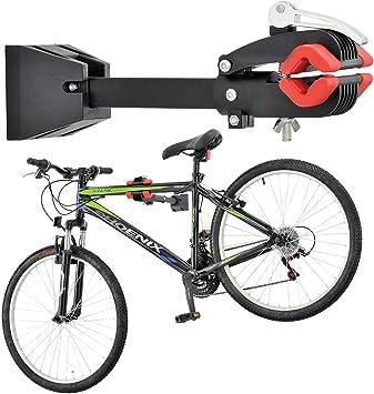 unisky Soporte de Pared Plegable para reparación de Bicicletas ...