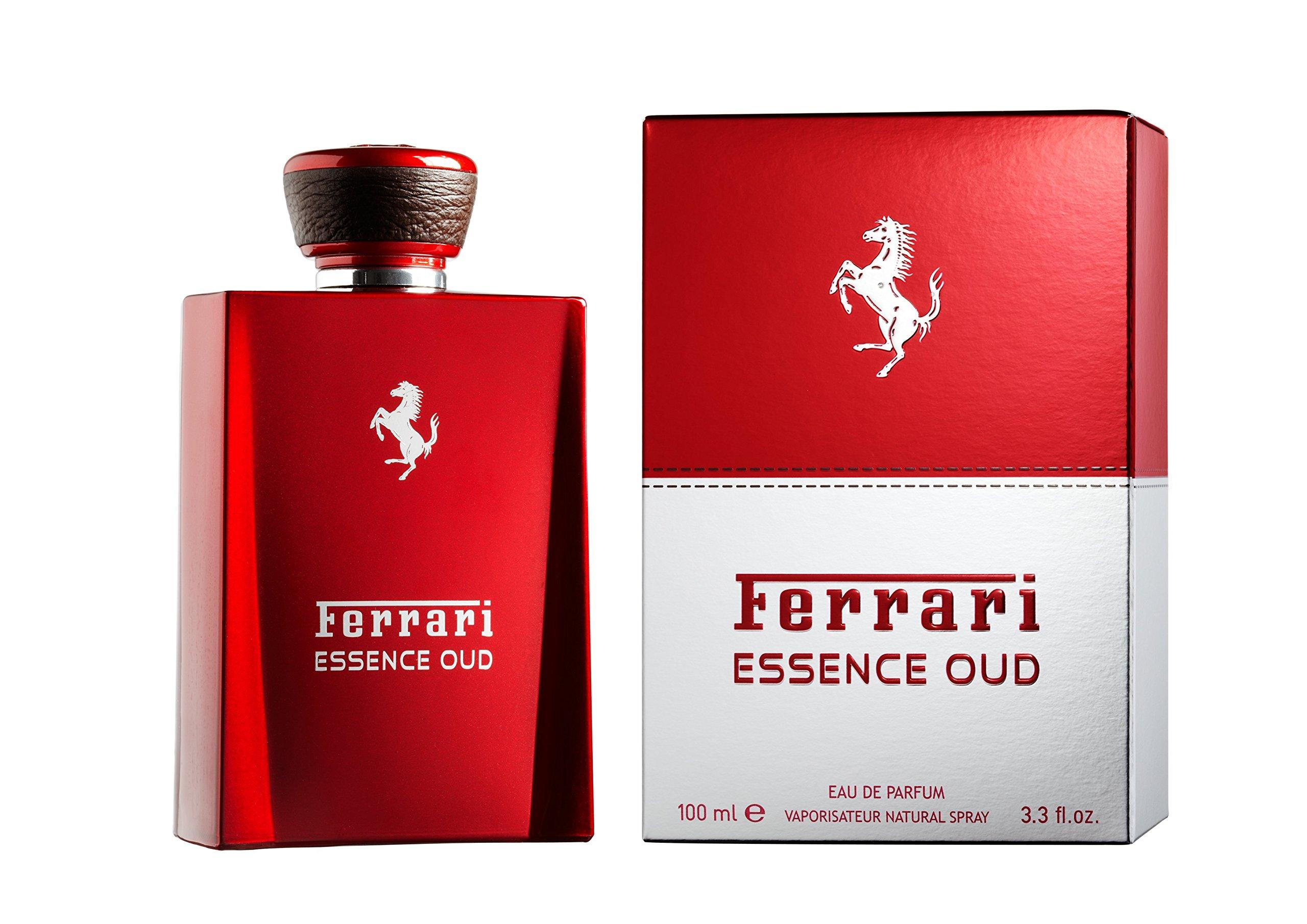 Ferrari Essence Oud Men's Eau de Parfum Spray, 3.3 Ounce