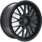 "Kyowa Racing 628 Evolve Flat Black Wheel with Painted Finish (19x9.5""/5x120mm)"