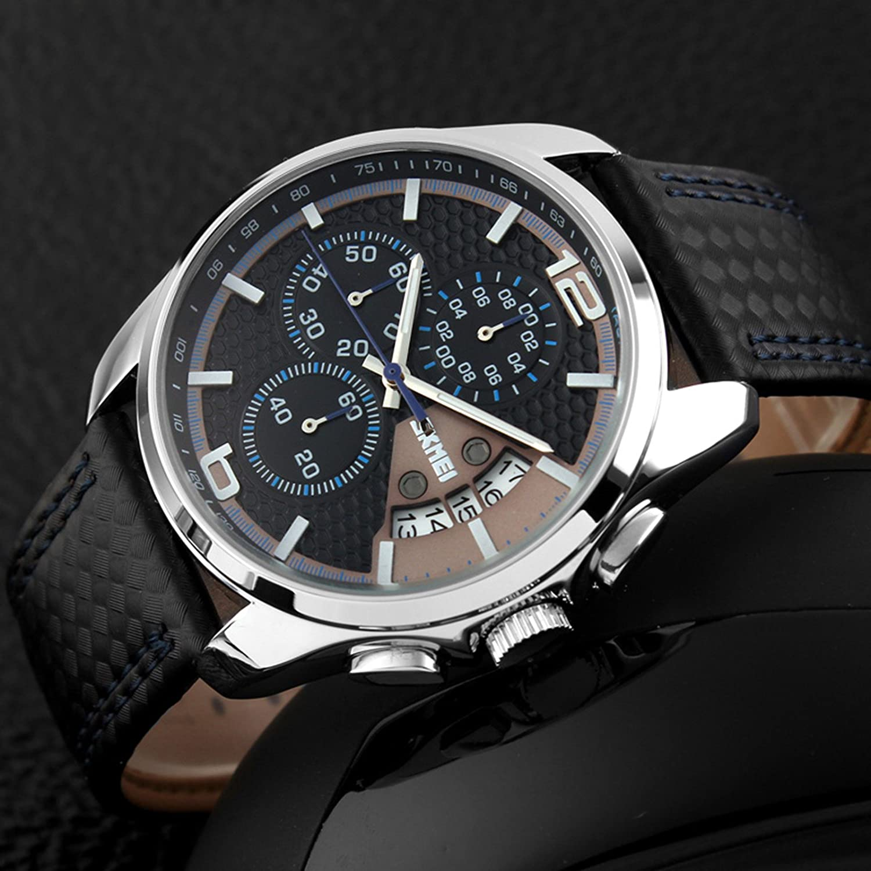 Amazon.com: Relojes de Hombre Sport LED Reloj Hombre Men Digital Military Water Resistant Watch RE0028: Watches