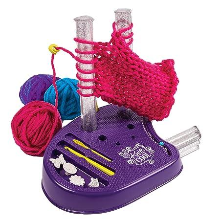 Spin Master 6025044 - Knits Cool - Knitting Studio: Amazon.de: Spielzeug