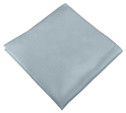 Helido Pañuelo de bolsillo, 30 x 30 cm (Azul claro): Amazon.es ...