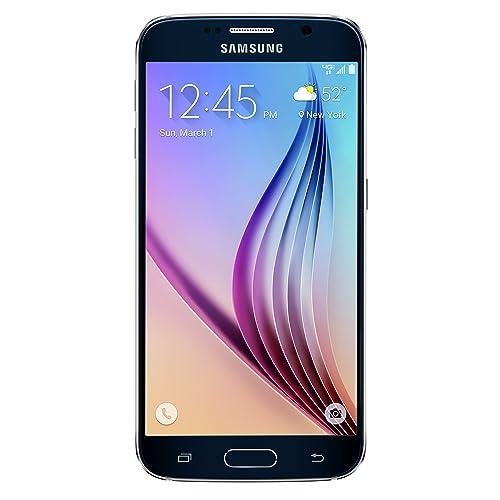 Samsung Galaxy S6, Black Sapphire 64GB (Verizon Wireless)