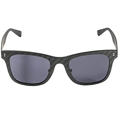 a22ee2ffc32 Carbonwurks GT3 Carbon Fibre Polarised Sunglasses - Genuine Carbon Fibre  (Black)  Amazon.co.uk  Clothing