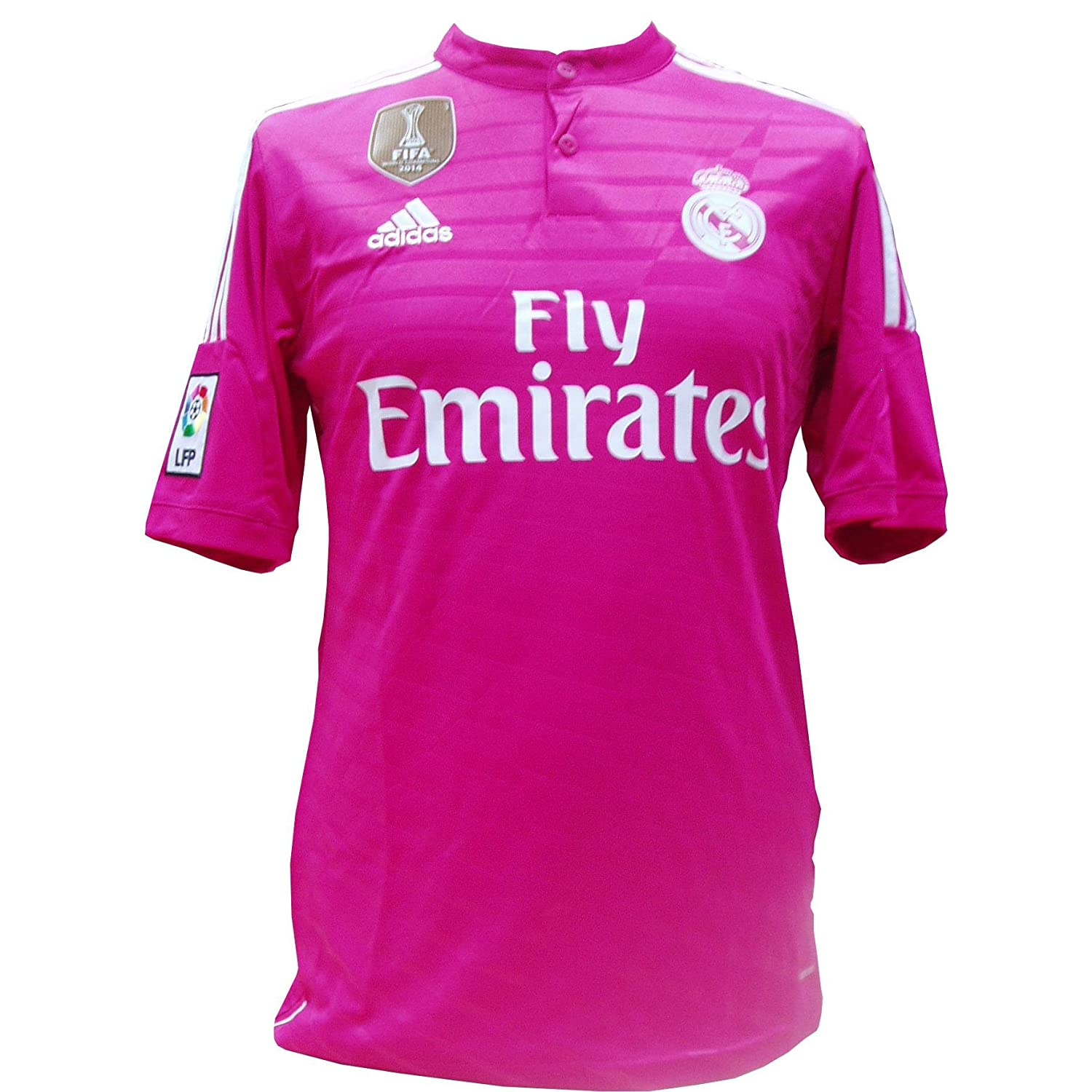 Amazon.com   Real Madrid Jersey Away 2014 15 Adidas   Sports   Outdoors f5f4f7ce8