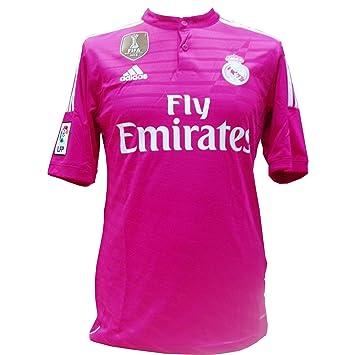 Adidas WC Real A JSY - Camiseta para Hombre, Color Rosa: Amazon.es: Zapatos y complementos