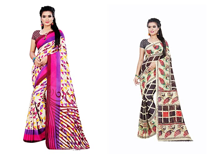 8512c1ecf6a SUPREME WORLD new collection dailywear trending sarees for women latest  design Printed Fashion Georgette Saree (