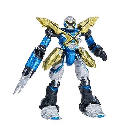 Robot With 5 Axe X4 Figure Mech Action Plasma zVqUGMpS