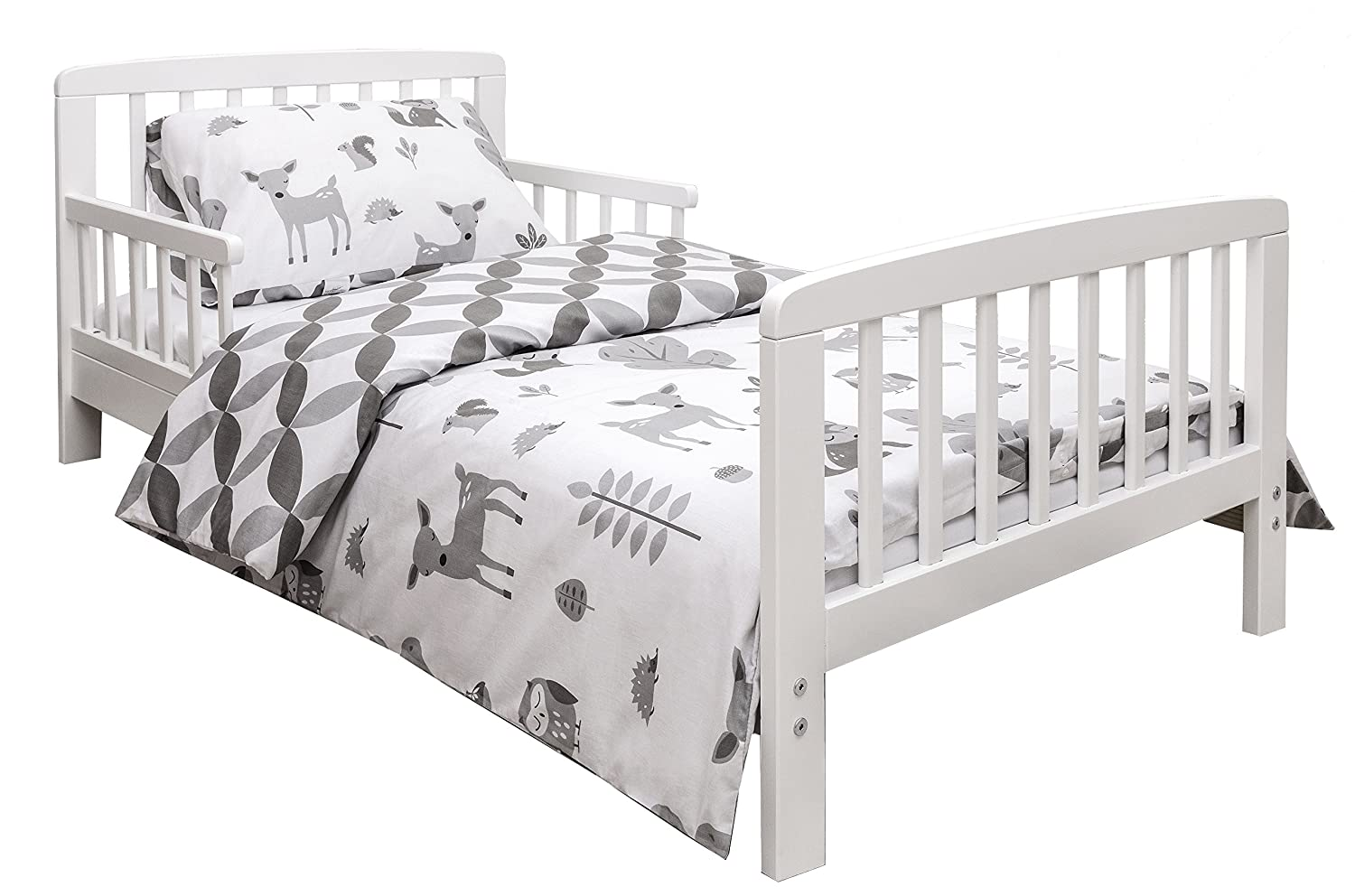 Kinder Valley Toddler Bedding Set, Woodland Tales