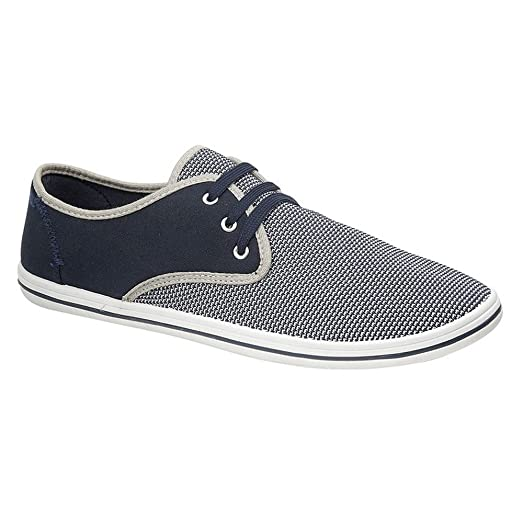 Mens Leisure Tie Casual Shoes