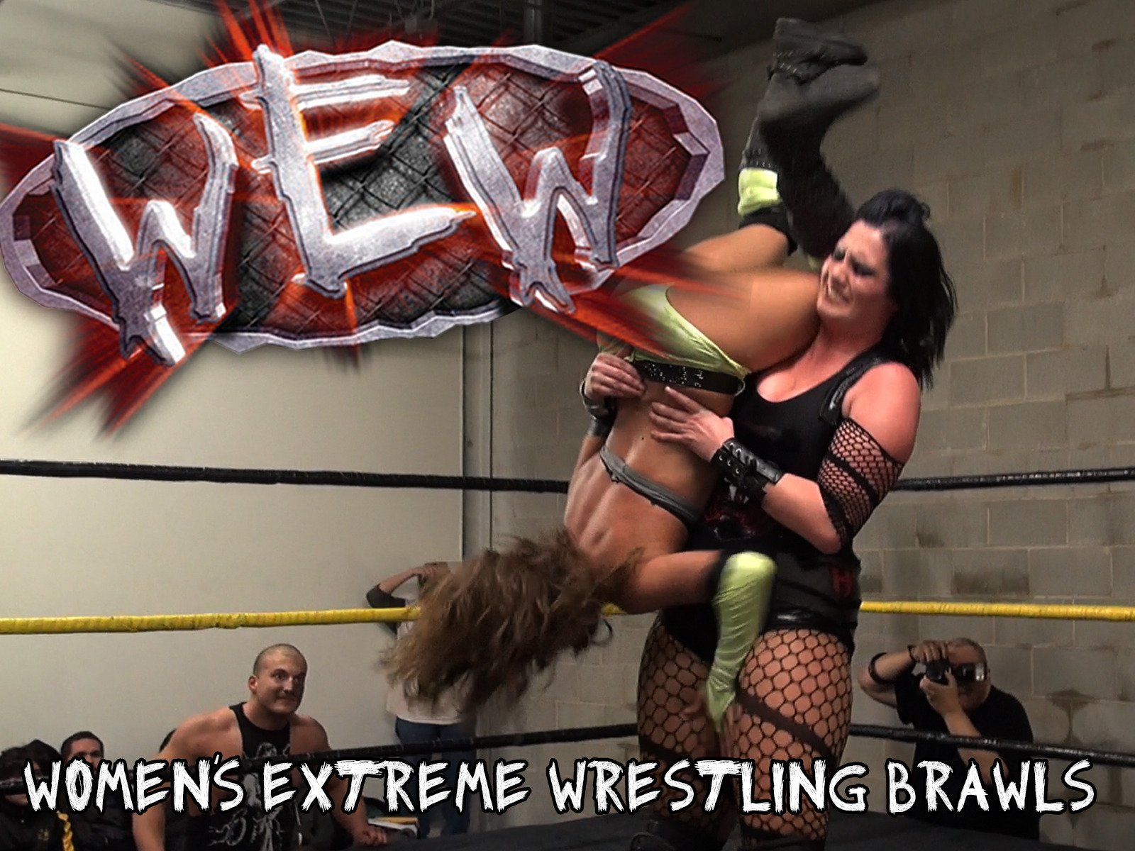 Can extreme female wrestling words... super