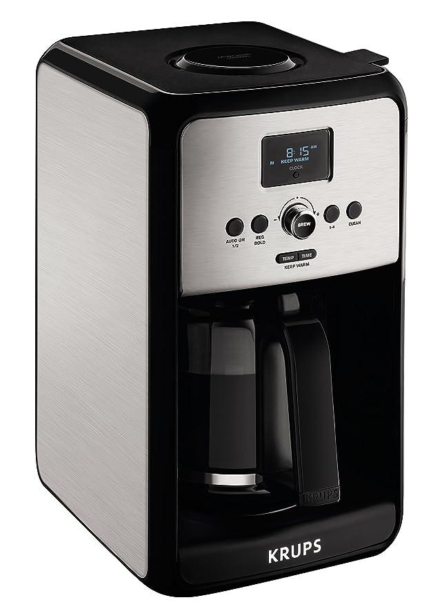 Amazon.com: KRUPS 7211002500 EC3140 Savoy Programmable Digital ...