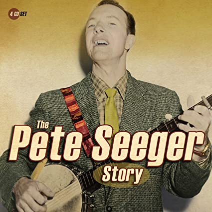 Amazon | The Pete Seeger Story | Pete Seeger | 輸入盤 | 音楽