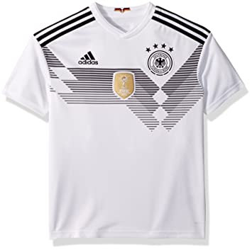 e990056ed World Cup Soccer Teen-Boys adidas 2018 FIFA World Cup Youth Germany Home  Jersey, Jerseys - Amazon Canada