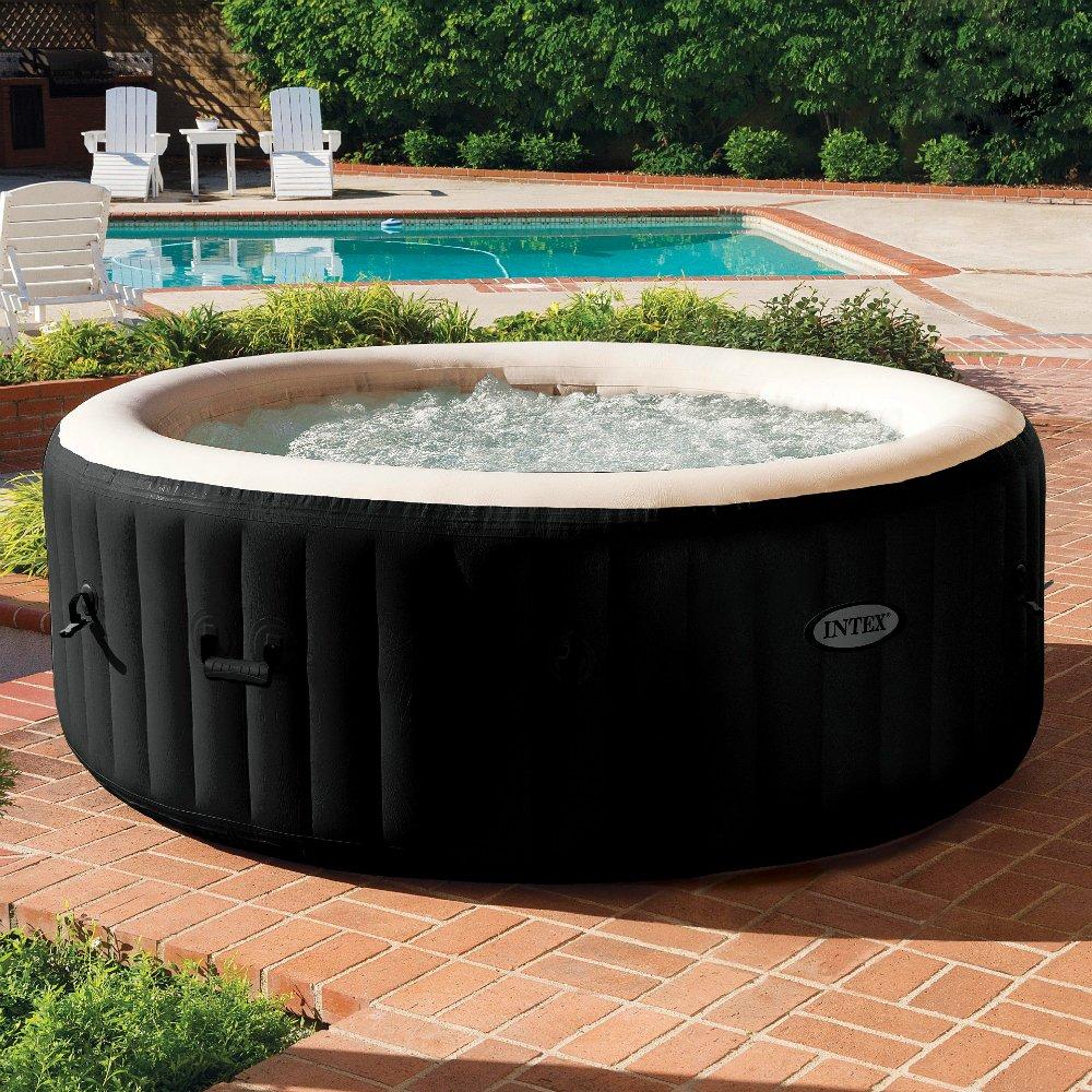 Intex pure spa jet and bubble deluxe massage set