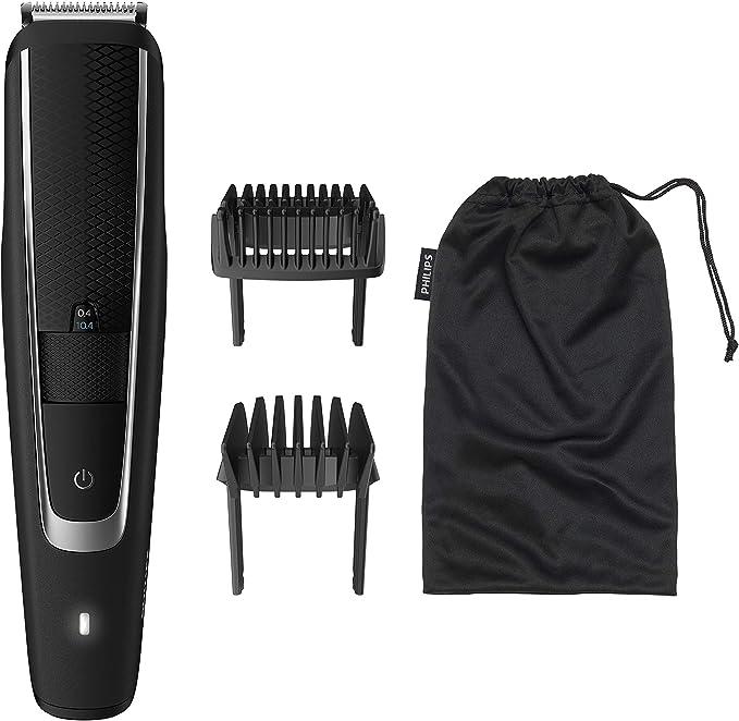Philips BEARDTRIMMER Series 5000 BT5501/16 cortadora de pelo y ...