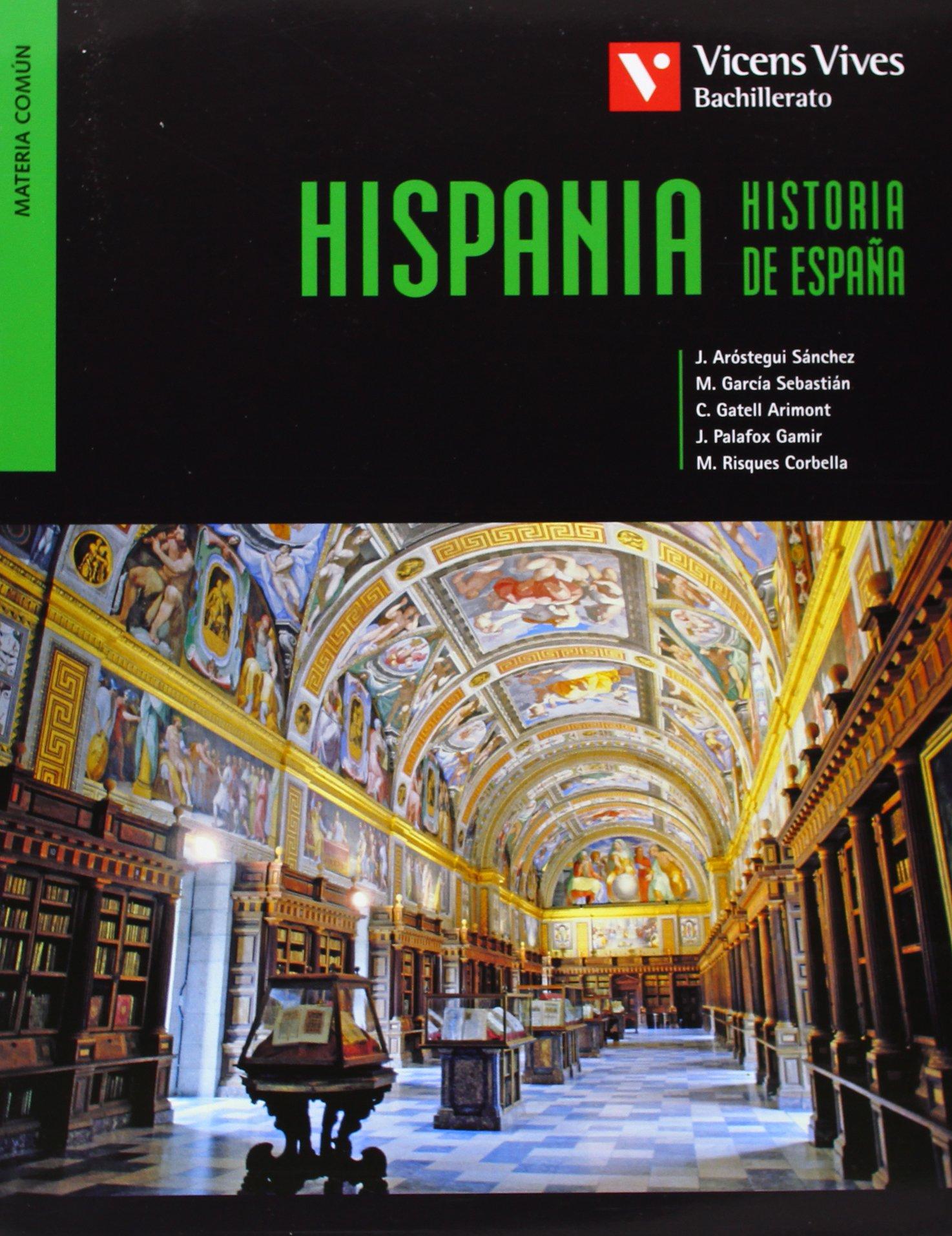 Hispania+historia Cast Y Leon Sep Bach - 9788431698621: Amazon.es: Gatell Arimont, Cristina: Libros