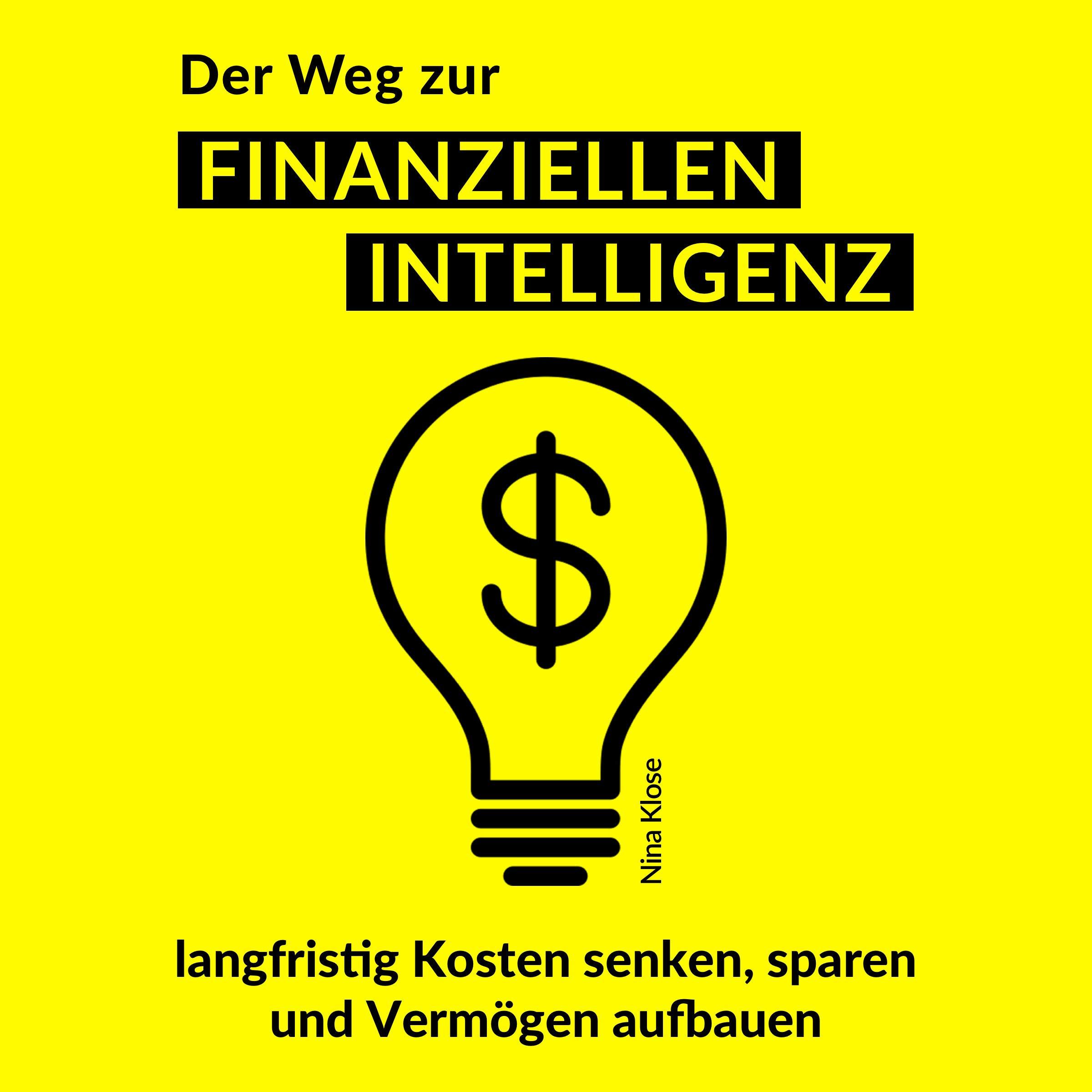 Der Weg Zur Finanziellen Intelligenz  Langfristig Kosten Senken Sparen Und Vermögen Aufbauen