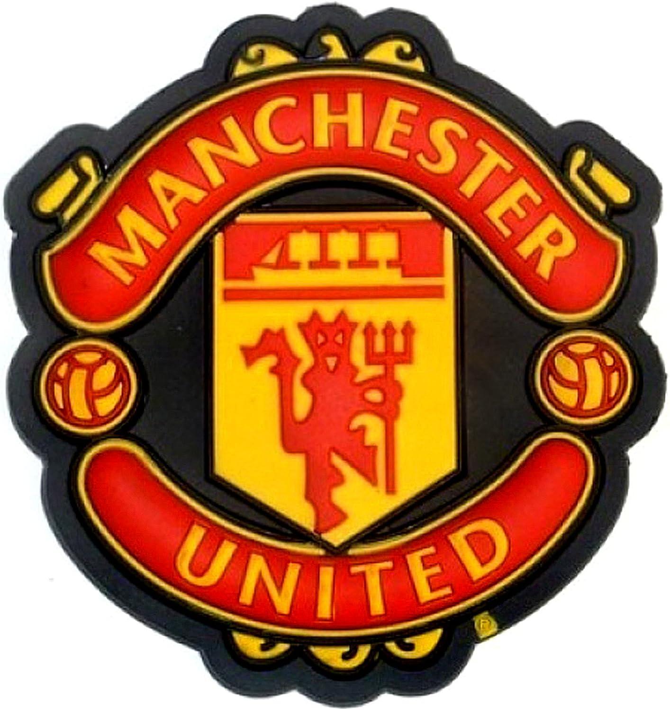 Official Manchester United FC Crest Shaped Fridge Magnet