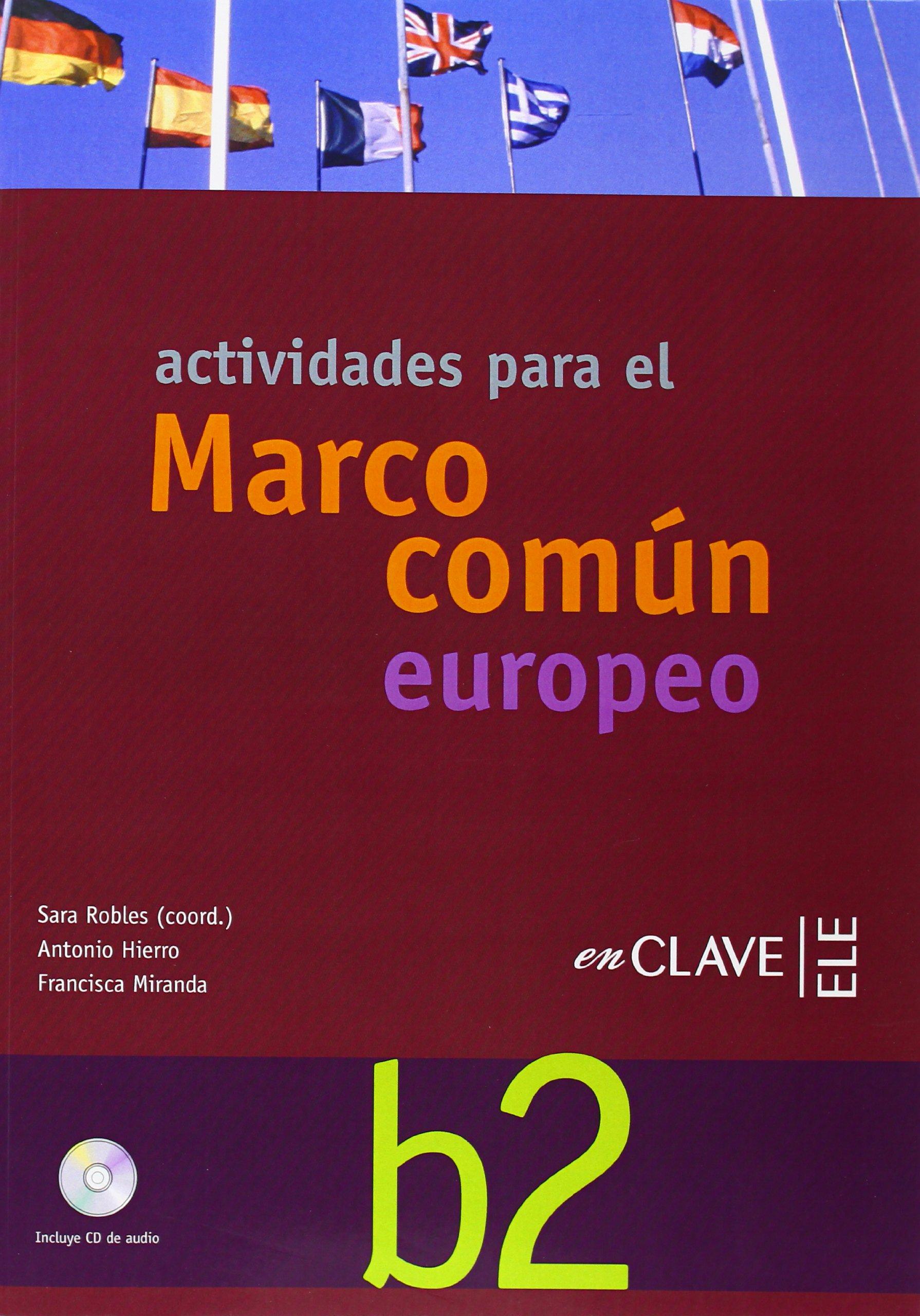 Actividades para el Marco común europeo B2 + CD