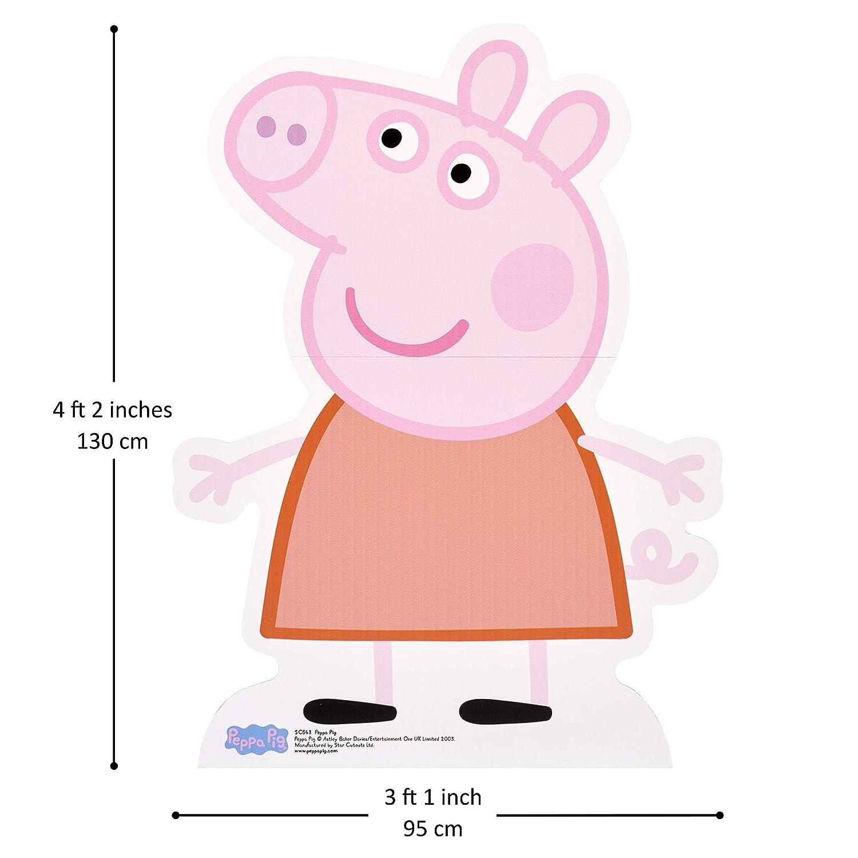 StarCutouts - Juego de Cartas Peppa Pig (Star Cutouts SC543 ...