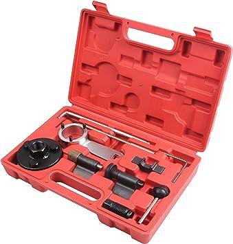 Zahnriemen Wechsel Motor Werkzeug Set forVAG TDI VW Passat Audi 1,2-2,0 DHL