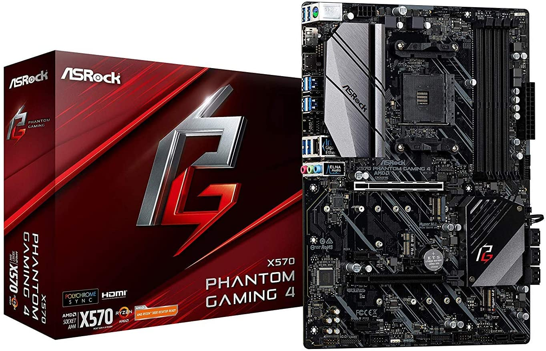 Asrock X570 Phantom Gaming