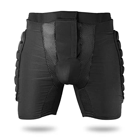 a675b5b330a Basecamp Padded Impact Protective Shorts Men s Women s Protective Hip Butt  Pad Basketball Outdoor Sports Snowboard Skating Skiing Compression Drop ...